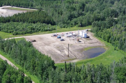 CBW Oil & Gas Engineering Company - Drill Site Facility 2